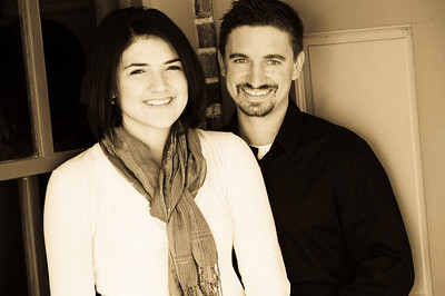 Megan and Tom Engagement