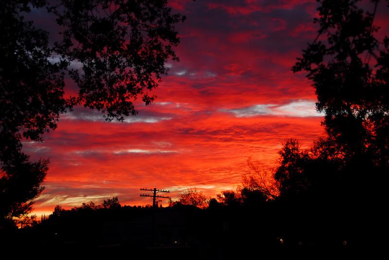 Sunrise January 4, 2010 - B