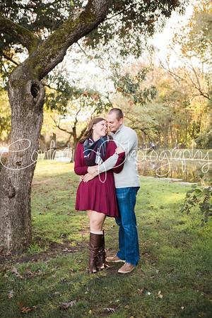 Brandon and Jessie Engagement