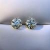 3.40ctw Old European Cut Diamond Pair 13
