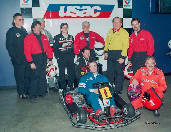 USAC Media Day January 1998