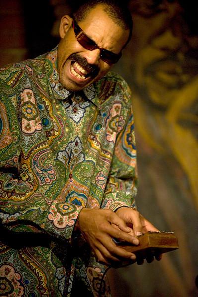 Kahil El'Zabar  www.kahilelzabar.net