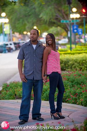 Teisha & Edward