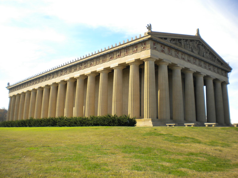 AAA-CPA Spouse Tour - Parthenon