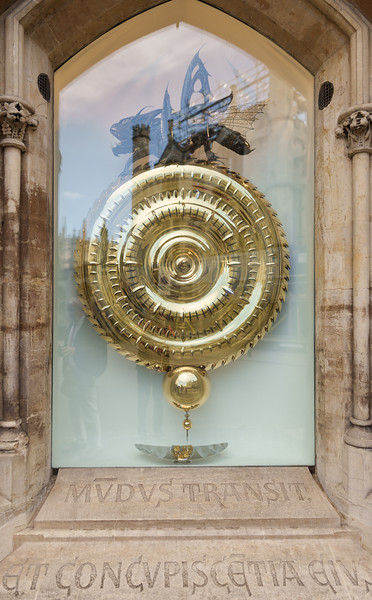 The Corpus Clock, Cambridge (Sep 2021)