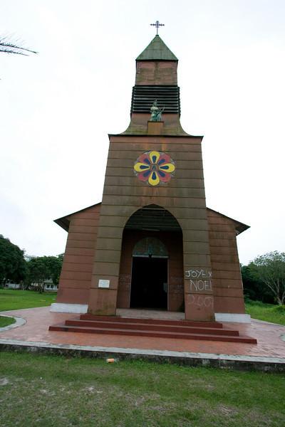 St. Anne's.