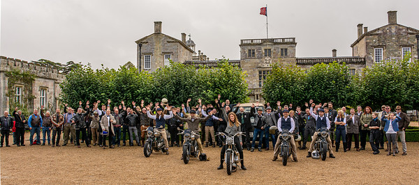 DGR Salisbury - Distinguished Gentlemens Ride