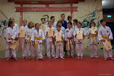 2018-11-24 Kyu judo club wetzikon