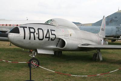 Musée Européen de l'Aviation de Chasse, Montelimar, France