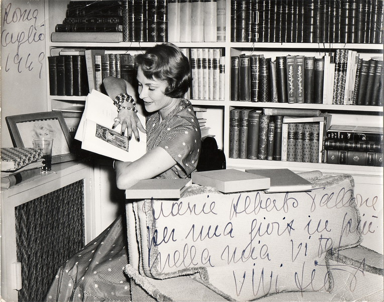 Vivi Gioi, 1949