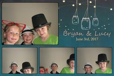6-3 Bryan & Lucy