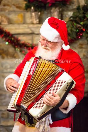 BSA Breakfast with Santa - 01 Dec 2012