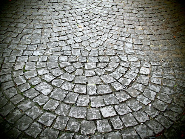 And the cobblestones of Istanbul, inviting me to continue my exploration.