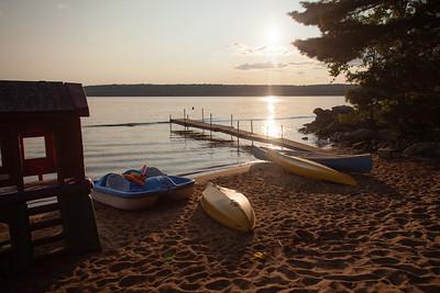 Shalom by the lake