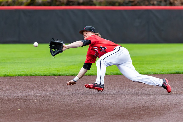 2017 Seattle U Baseball vs Northern Colorado