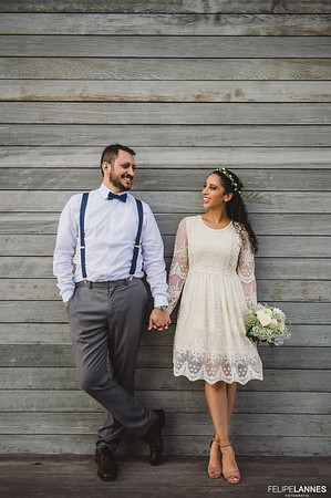 Elopement Wedding: Lua e Daniel