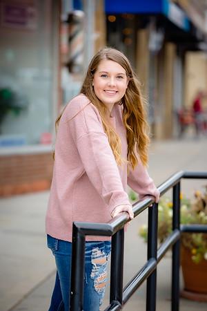 Senior Grace Garner