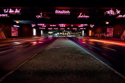 one night in Bochum