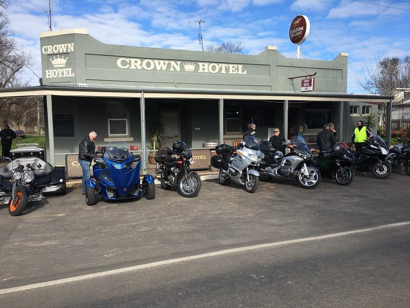 Sunday 22 July Ride to Crown Hotel Newstead  I-fDTr8dv-L