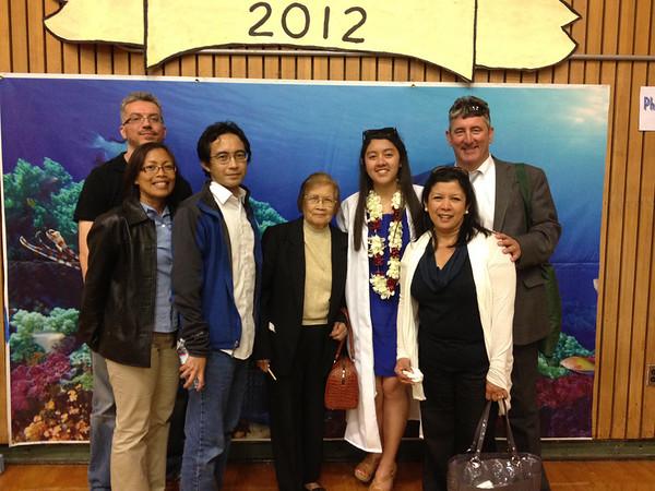 Lindsey's High School Graduation 6/8/2012