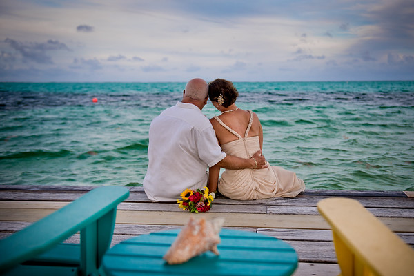 Mary & Martin - Wedding - Belize - 10th of May 2017