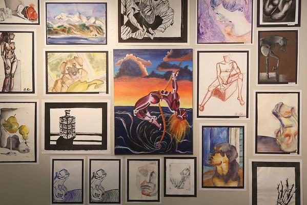 2015 Visual Arts Show