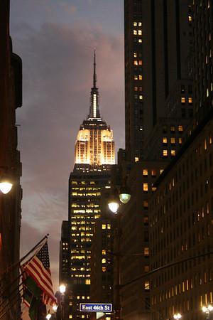 New York September 2008