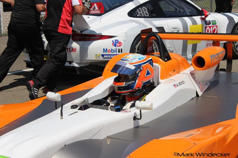 Comprent Motor Sports Andrew Novich