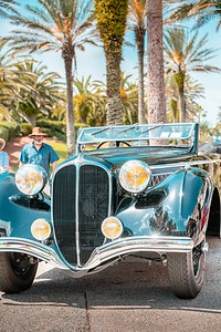 Concours d'Elegance  Friday 5.21.2021