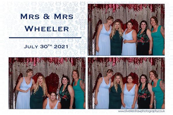 Mrs and Mrs Wheeler