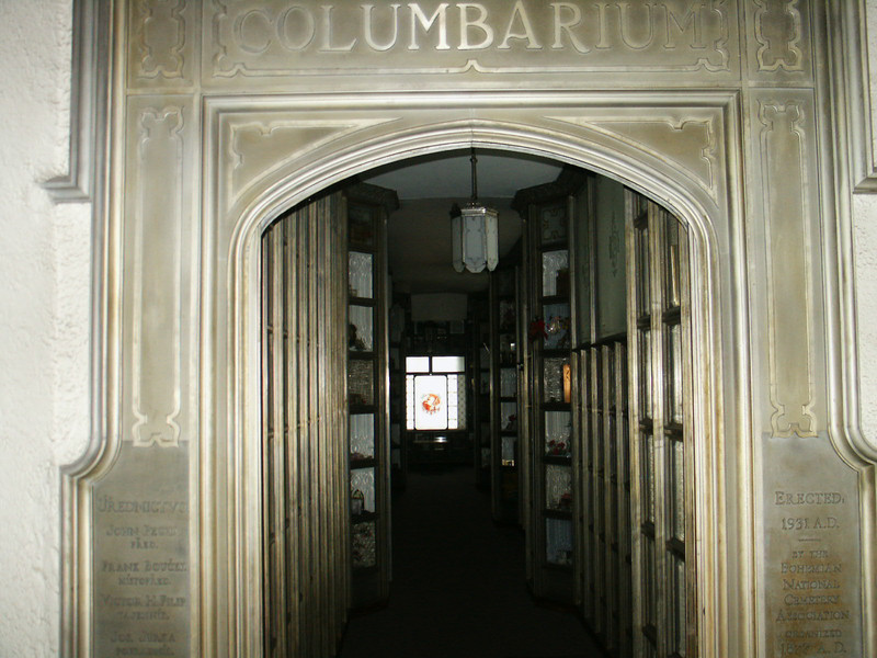 East Columbarium