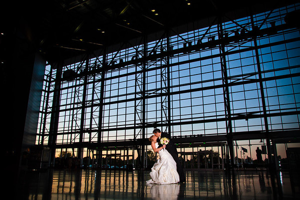Chad & Nancy - Lambeau Field Wedding