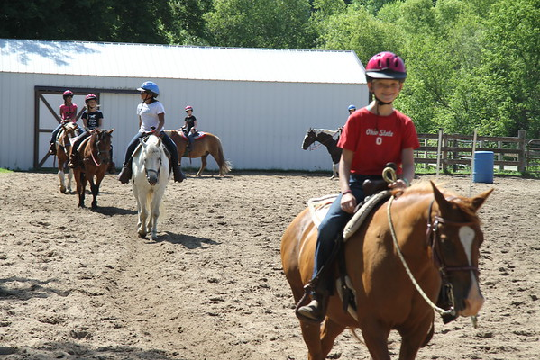 2015 TC2 Horsemanship Monday