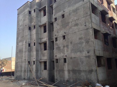 Amraiwadi - Low Cost Housing