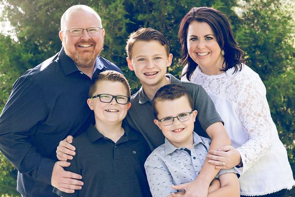 Govier Family 2019