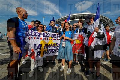 30.06.2018 ЧМ2018 1-8 финала. Франция - Аргентина (Ильнар Тухбатов)