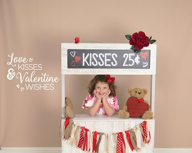 Valentine's Day Pictures - 2/8/2019