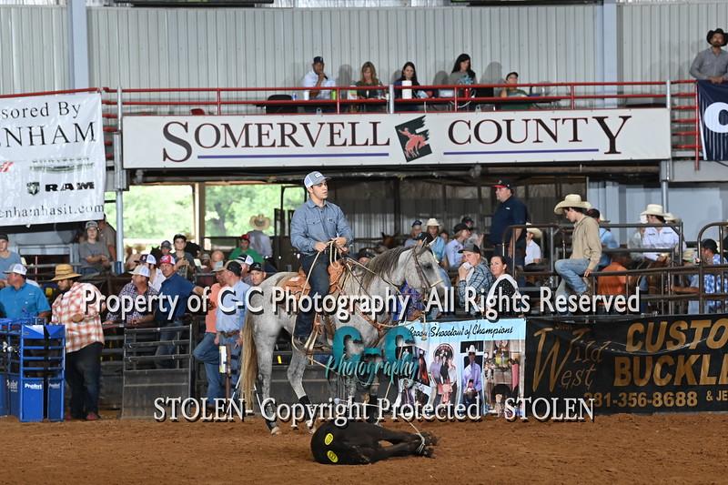 #15 & Under Tie Down Joe Beaver Labor Day 2020 Glen Rose TX