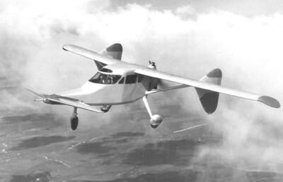 Mig-8 Миг-8 УТКА. Experimental fighter for MIG design bureau.