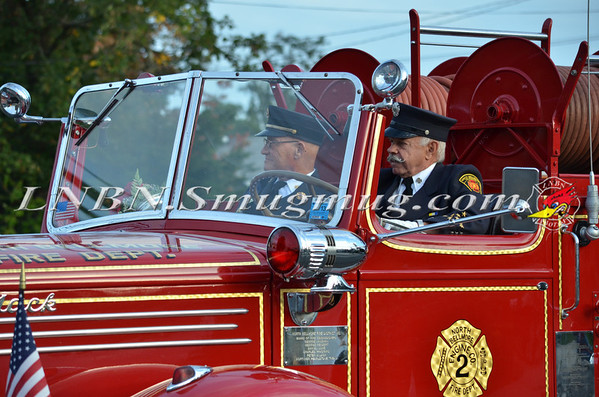 6th Battalion Parade Hosted By North Bellmore 9-21-13