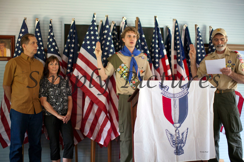 Eagle Scout Ceremony for Weston044