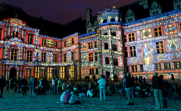 Chateau Blois - Et si Blois m etait conte