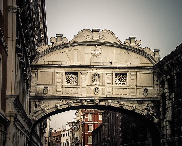 Ponte dei Sospiri, Bridge of Sighs
