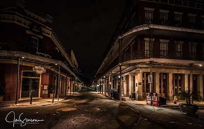 New Orleans at Night 12-31-2016