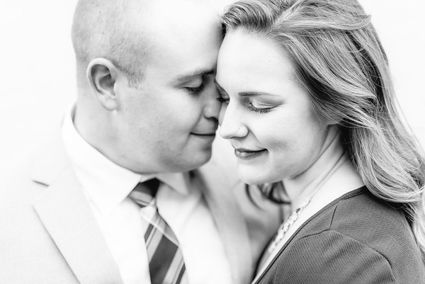 Emily and Connor's Engagement in Downtown West Chester PA