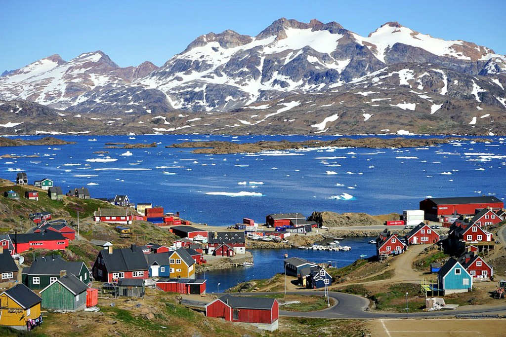 Tasiilaq Village - best places to visit in Greenland