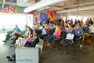 CreativeMornings/Orlando, September 25, 2015