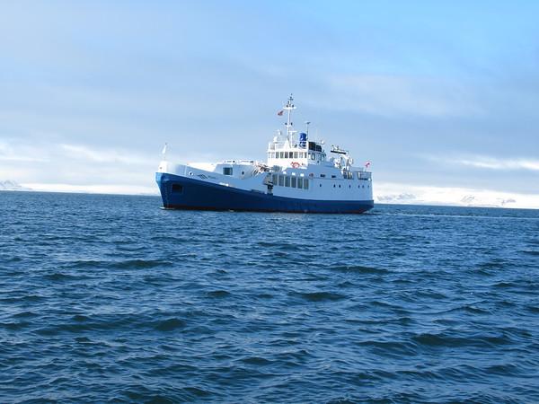 Polaris Shipboard Svalbard Norway 2018