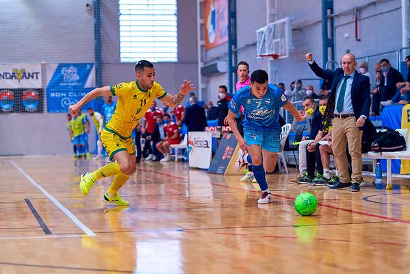 1a RFEF Futsal PEÑISCOLA FS vs JAEN FS