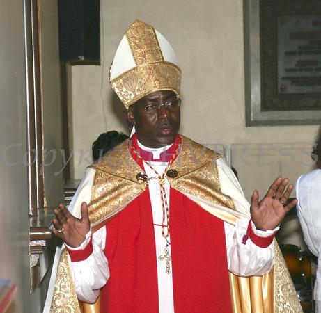 Pastor Woody Elevated to Bishop